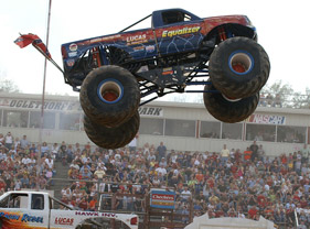 Extreme Monster Truck Nationals