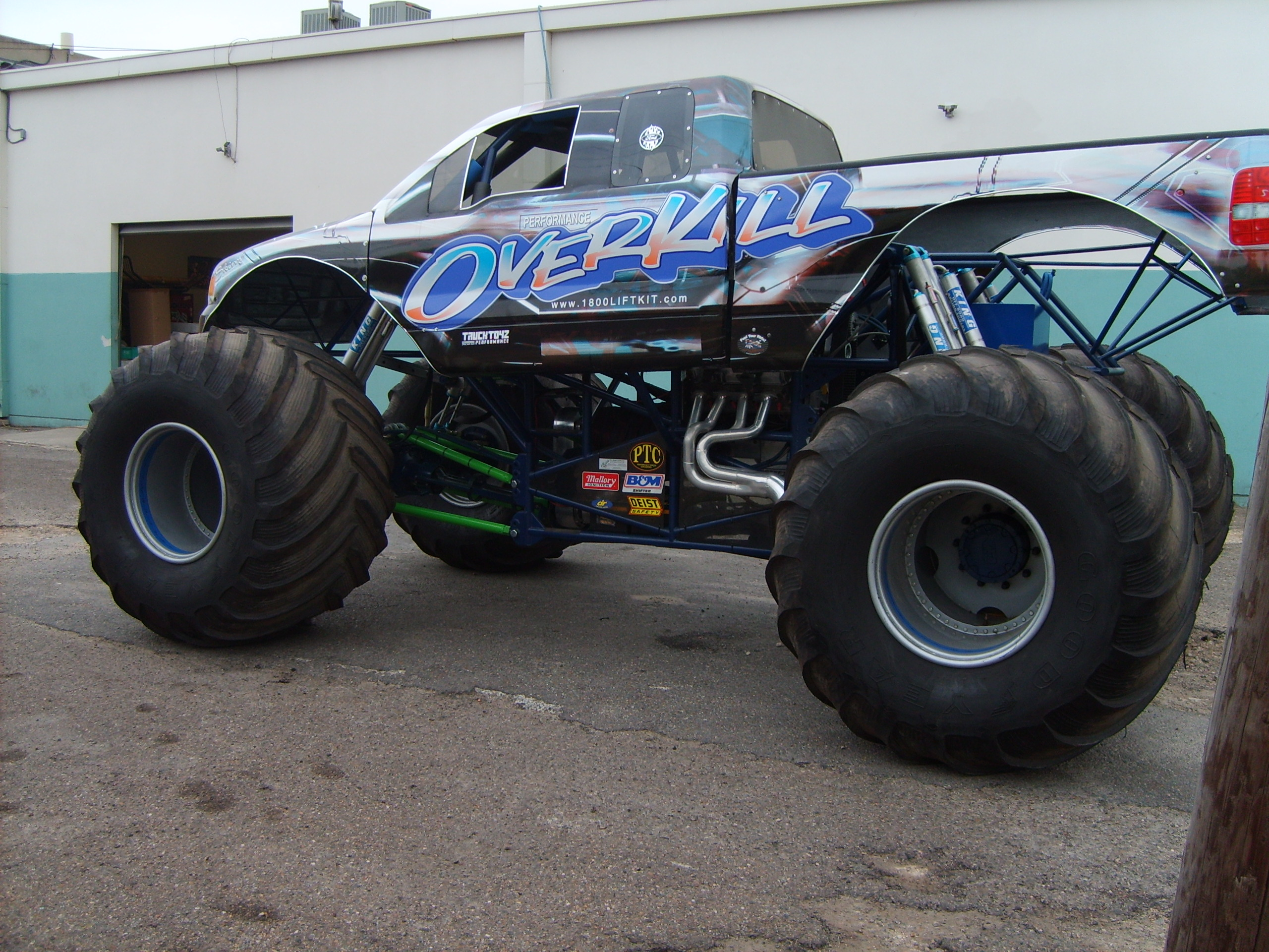 Extreme Monster Truck Nationals - Video